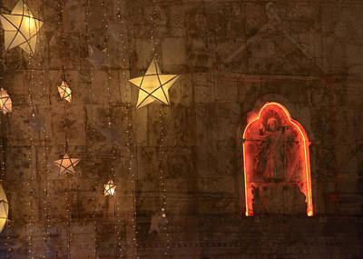 This Is The Philippines No.62 - Stars Of An Angel 2013 Art Print