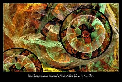 Digital Art - This Life by Missy Gainer