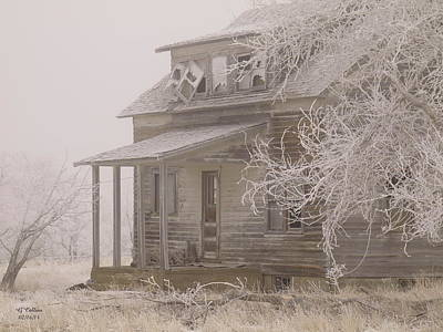 Photograph - This Old House by Gordon Collins