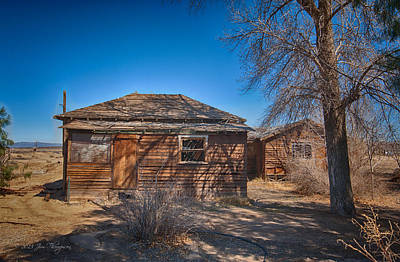 Photograph - This Old House by Jim Thompson