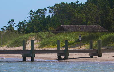 Beaches Photograph - This Way Or That Way by Cathy Lindsey