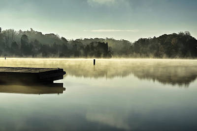 Photograph - Thom-a-lex Misty Morning by Patrick M Lynch