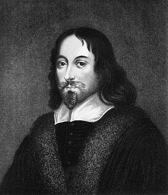17th Photograph - Thomas Browne by National Library Of Medicine