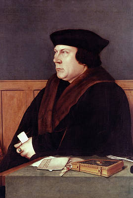 Cromwell Painting - Thomas Cromwell (c1485-1540) by Granger