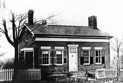 Thomas Edison Birthplace Art Print