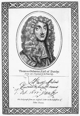 Thomas Osborne Painting - Thomas Osborne (1632-1712) by Granger