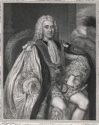 Thomas Pelham-holles, First Duke Art Print