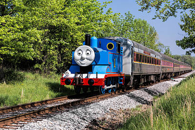Photograph - Thomas Visits The Cvnp by Dale Kincaid