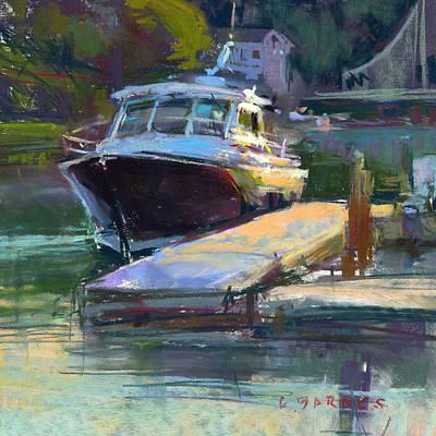 Painting - Thomaston Eve by Greg Barnes