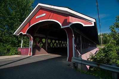 Photograph - Thompson Bridge by Paul Mangold