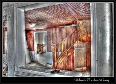 Photograph - Thornton House 3 by Michaela Preston