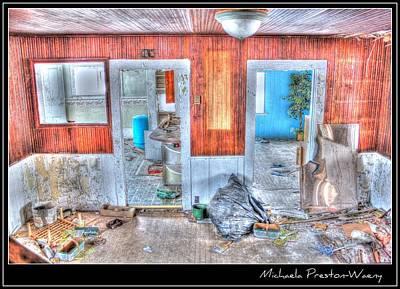 Photograph - Thornton House 4 by Michaela Preston