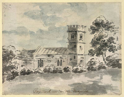 Dove Photograph - Thorpe Church by British Library