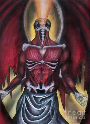 Thoth II  Art Print by Coriander  Shea