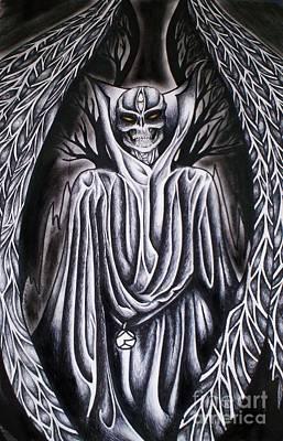 Thoth IIi Art Print by Coriander  Shea