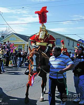 Firefighter Patents - Thoth Parade Rider by Lizi Beard-Ward