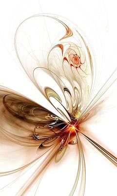 Thought Digital Art - Thought Catcher by Anastasiya Malakhova
