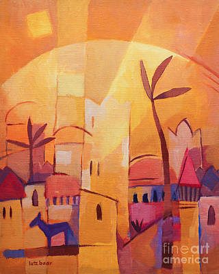 Arabian Nights Painting - Thousend An One Nights by Lutz Baar