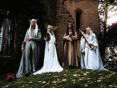 Silmarillion Photograph - Thranduil From Arda by Don  Oscarez