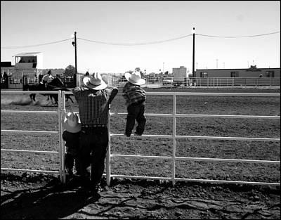 Photograph - Three Amigos by Wayne King