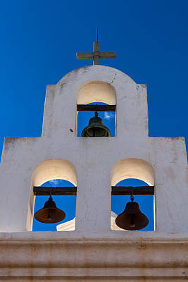 Photograph - Three Bells In The Afternoon by Ed Gleichman