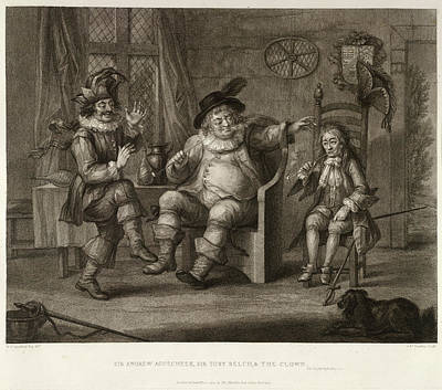 Fool Photograph - Three Characters by British Library