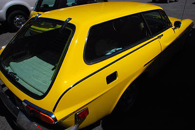 Photograph - Three Door Coupe by John Schneider