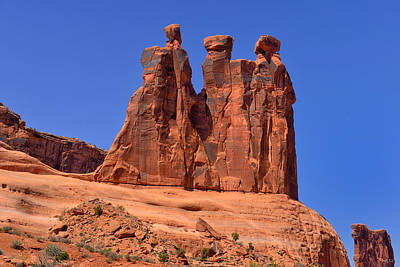 Photograph - Three Gossips by Greg Norrell