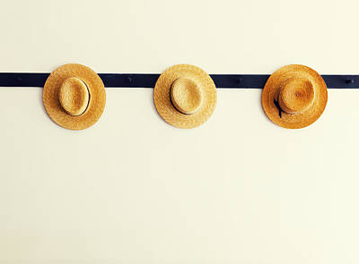 Design Turnpike Vintage Maps - Three Hats by Alexey Stiop