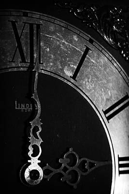 Photograph - Three O'clock by Kelly Hazel