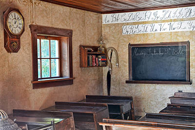Barkerville Photograph - Three R's by Ed Hall