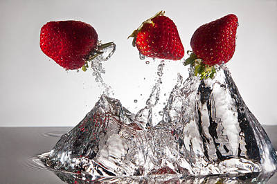 Three Strawberries Freshsplash Original
