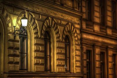 Pest Digital Art - Three Windows Light by Nathan Wright