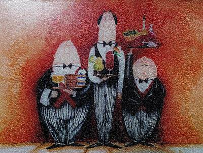Photograph - Three Wise Men by Rob Hans