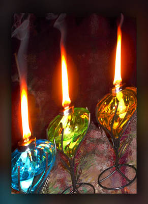 Photograph - Three Wishes by Ginny Schmidt