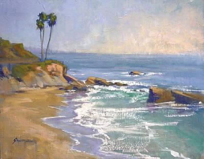 Painting - Three's Company by Sharon Weaver