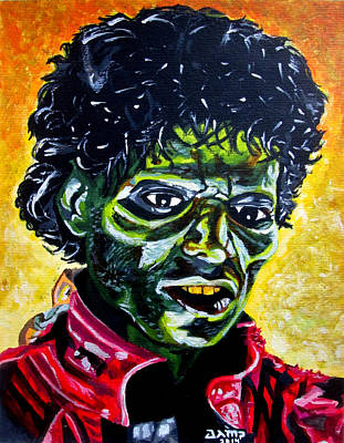 Thriller Original by Jose Mendez