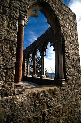 Photograph - Through Castle Walls by Paul Mangold