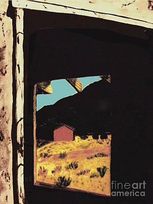 Pineapple - Through The Door Through The Window by Merton Allen