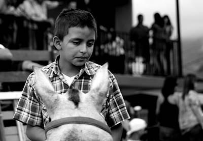 Ramon Fernandez Photograph - Through The Eyes Of A Child by Ramon Fernandez