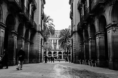 Photograph - Through The Streets Of Barcelona by Andrea Mazzocchetti