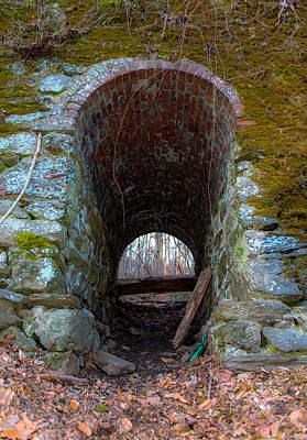 Wall Art - Photograph - Through The Tunnel by Scott Hafer