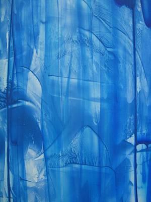Through The Veil Art Print