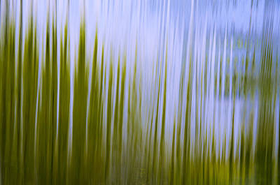 Photograph - Through The Waterfall by Ross G Strachan