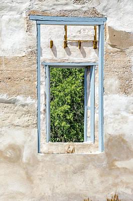 Photograph - Through The Windows Of Time by Debra Martz
