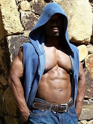 Stock Fitness Photograph - Thug by Jake Hartz