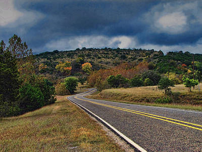 Photograph - Thunder On The Right by Wendy J St Christopher