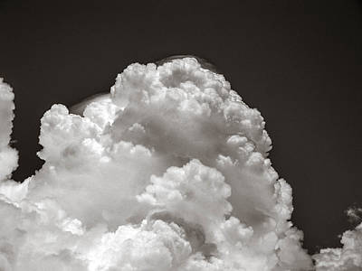 Photograph - Thunderhead by Christy Usilton