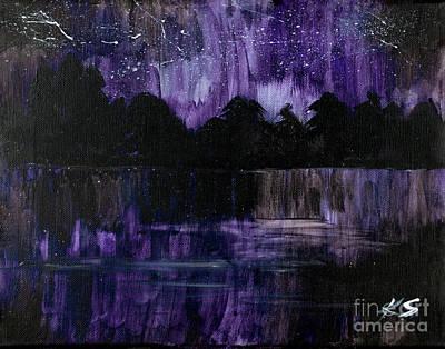 Thunderstruck Original by Katy  Scott
