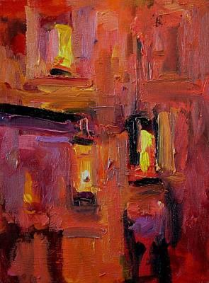 Tia Dalma's Lanterns Original by R W Goetting